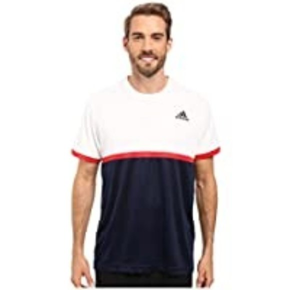 adidas Other - Adidas Athletic Performance Tennis Tee Shirt